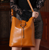 new arrival  fashion handbags women elegant soft cow  leather bag, genuine leather shoulder bags,SA0086,