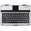 Бесплатная Доставка оптовая и розничная высоким качеством металла беспроводная bluetooth клавиатура для samsung galaxy n