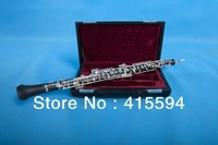 Professional High Quality Ebony Oboe, free shipping