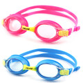 Lw Child goggles silica gel one piece swimming goggles waterproof anti-fog goggles j2670 swimming glasses
