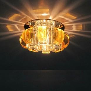Crystal lamp entrance lights modern brief lamps ceiling light