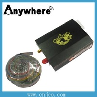 TK103-2 Gps tracker--The upgrade version of TK103/TK103B--Support dual SIM cards,2Gb SD card,Remote oil cut