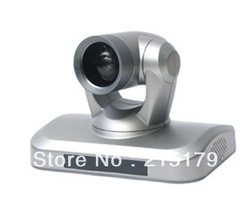Video Conference Camera,Full HD 1080P PTZ Video Conference Camera 10xSAMSUNG Optical Zoom DVI Interface Can Convert to HDMI(China (Mainland))