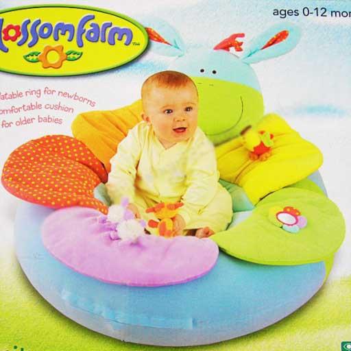 Free shipping  Elc baby game blanket inflatable sofa gift box crawling mat game pad climb a pad(China (Mainland))