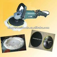 handheld polishing machine