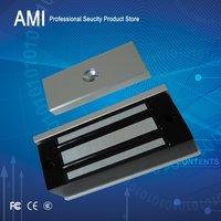sunface type 60kg /100lbs electric magetic lock EM Lock 12VDC for display cabinet glass door mini EM Lock access control
