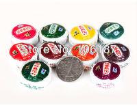 100Pcs Mini  Pu er Tea, Pu'erh tea, Different Flavours Tea Cake With Gift Bag