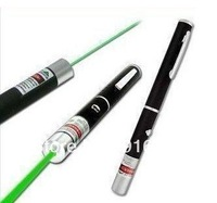 Powerful Green Laser Pointer Pen Beam Light + free shipping