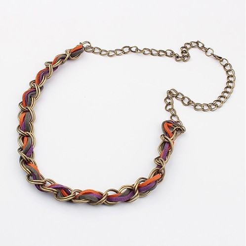 Sales Korea retro fashion exotic all-match Necklace(China (Mainland))