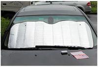 5pce/lot High-quality Car sun shade Folding Car Window Sun Shade Covers Visors Set+ Free Shipping