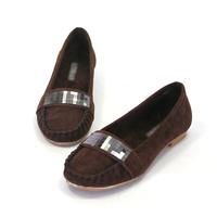 candy color casual shoes paillette platform flat heel women's shoes single shoes round toe rhinestone fashion nude color