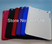 "5pcs/lot&free shipping New Rubber Hard Cover Case for Apple Ipad MINI 7""tablet"