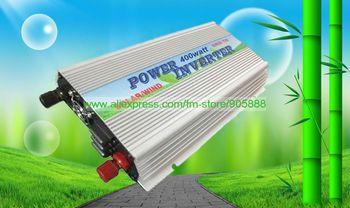 Freeshipping!On Grid Inverter 400w Grid Tied Inverter, DC10.5~28V to AC160V~280V,Best quality