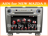 NEW MAZDA 8 car dvd car radio car audio with GPS navigation touch screen free maps