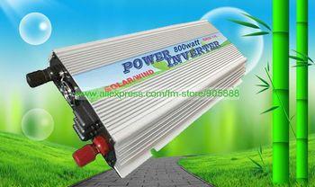 CleanPower Brand~On Grid Inverter 800 Grid Tied Inverter, DC10.5~28V to AC160V~280V,Best quality