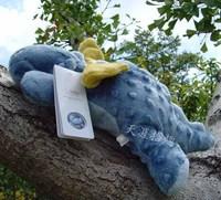 Free shipping 2013 new Royal noukies doll Genuine placarders plush toy for baby kid birthday cute dragon Genuine High quality