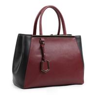 2014 new 2jours cowhide women's handbag fashion vintage fashion bag cowhide handbag shoulder bag genuine leather women's handbag