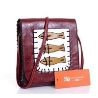 NaluLa  Fashion Women Bag Lady PU Leather Shoulder Bag Elegant Lovely Bag  HQ1233