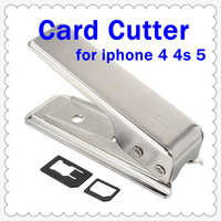 Lowest Price Hot Sell Easy control Micro Sim Card cutter for apple iphone 4 4S 5 ipad DA0116