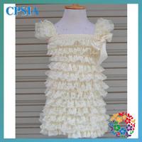 Princess Lace Dress wedding dresses free shipping vintage baby dresses -12pcs/lot