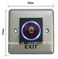 IR door release ,hand detector exit switch S19