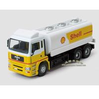 Man truck shell transport truck alloy model length 25