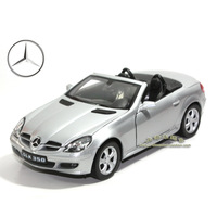 Slk350 alloy car model wyly