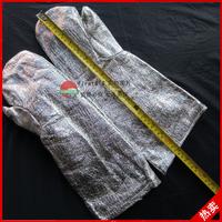 18 aluminum foil high temperature resistant gloves aluminum foil 500 high temperature