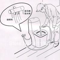 multi function high pressure toilet washer bidet gun faucet free shipping good quality