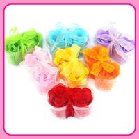 A 2 single PVC rose flower soap wedding gift wedding supplies wedding Valentine's Day gift to send a girlfriend