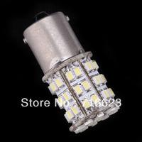 2X1156 BA15S 54 SMD 1206 LED Tail Brake Light Bulb 12V White