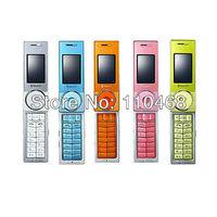 freeshipping via ems EMS freeshipp 3pcs Original Triband X830 music phone 1GB memory internal memory Rotatable phone X830