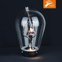 Fashion table lamp bohemia glass spherical lamp table lamp 2181
