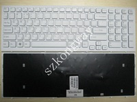 Free Shipping for SONY VPC EB200C EB300C EB37EC EB400C with frame Series white P/N:148793271 RU*Version Layout  keyboard