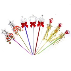 4h1 christmas gift decoration supplies clothing fairy stick lucky stick dance costumes set party cute outfits(China (Mainland))