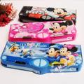 MICKEY dm0974 plastic stationery box multifunctional child pencil box giving birthday gift(China (Mainland))