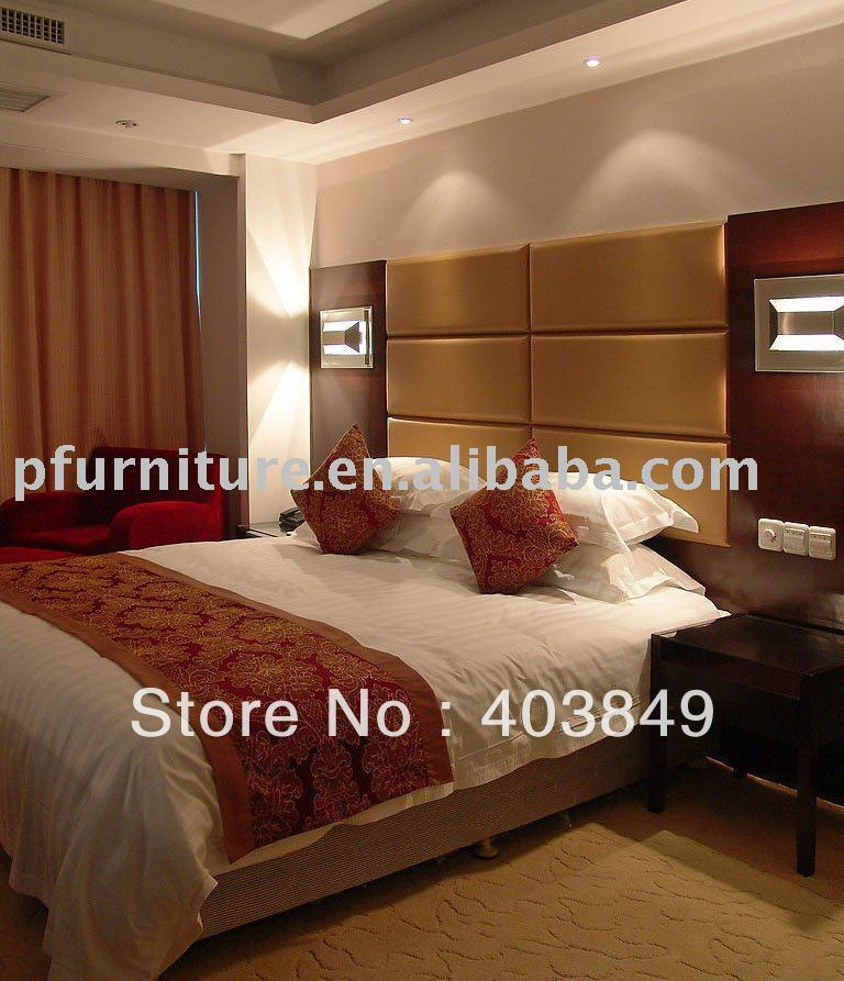 2012 hot sale hotel furniture (PFG412), updated hotel furniture(China (Mainland))