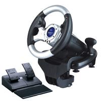 Curved 168 simulation car automobile race pc game steering wheel racing simulator