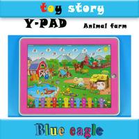 Обучающий компьютер для детей OEM 1pcs/lot Y pad LO1
