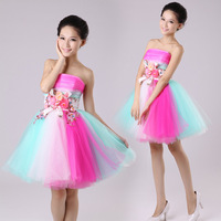 New stage costumes dancers costumes stage activity costume dress party dress