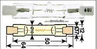 LT03140 Operating Theatre R7s 22.8 volt 75 watt halogen Lamp  FREE SHIPPING