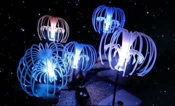 Avatar Sacred Tree Seed Light USB Voice-activated Color-changing LED Night Light Bedroom Lamp Free shipping