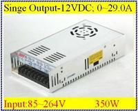 12V 350W 29A power supply AC-DC power suply 100~240V input