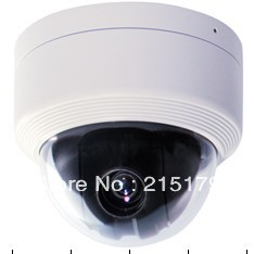 10x10 SAMSUNG ccd camera Mini speed dome,127 address settings can be selected,multi protocol decoder, high definition integrated(China (Mainland))