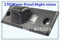 Special car rear view camera,water-proof camera,reversing backup kit for VW SANTANA/TOUAREG for retail/lot+free shipping!
