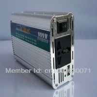 2000W Modified Sine Wave DC to AC Power Inverter for Grid off Solar System, Home, Car, free shipping!(China (Mainland))
