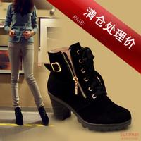 Женские ботинки 50%