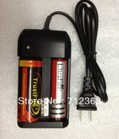 All-in-One Dual-slot Battery Charger 18650 26650 16340 14500  Charger 3.6 V Li-ion Auto Stop Charging Li-ion Battery Charger