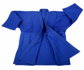 Jiu Jitsu Gi/suit/uniform Single Weave with belts
