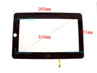 """New Replacement Touch Screen with Film For 10.2"""" Zenithink ZT-180 MID Tablet PC"""